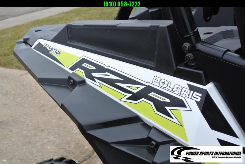 2017 POLARIS RZR XP 1000 (ELECTRIC POWER STEERING) #9213