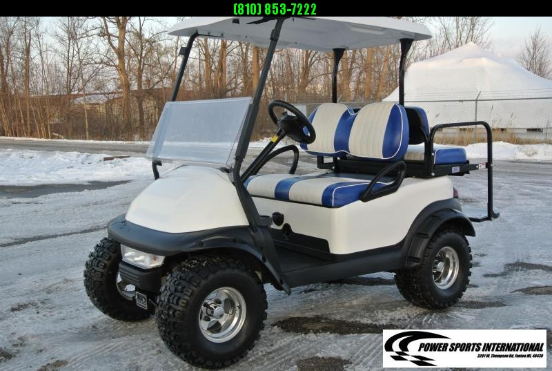 2014 Club Car Precedent 48V Electric Golf Cart #0562
