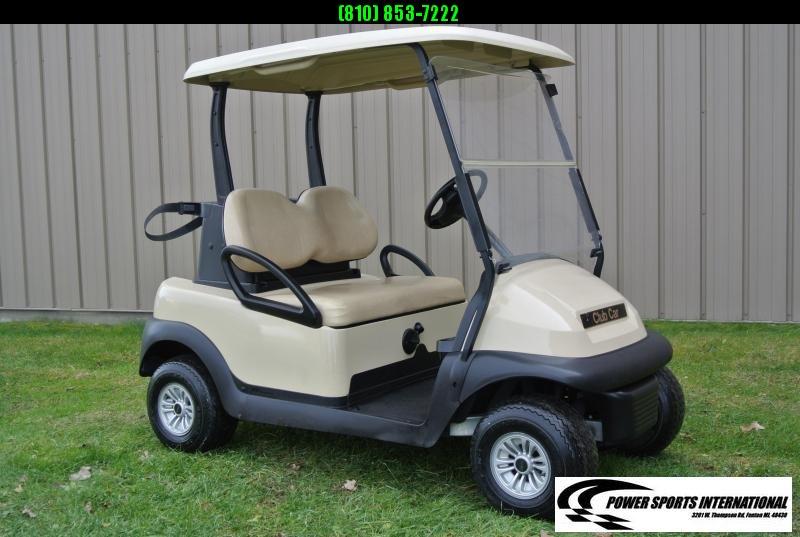 2015 Club Car Precedent EFI Fuel Injected GAS Golf Cart #9309