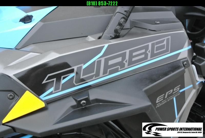 2019 POLARIS RZR XP TURBO 1000 EPS Side By Side SXS #3428