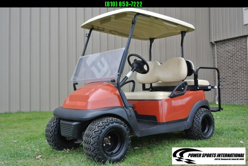 2015 CUSTOM Club Car Precedent EFI Fuel Injected GAS Golf Cart #9036
