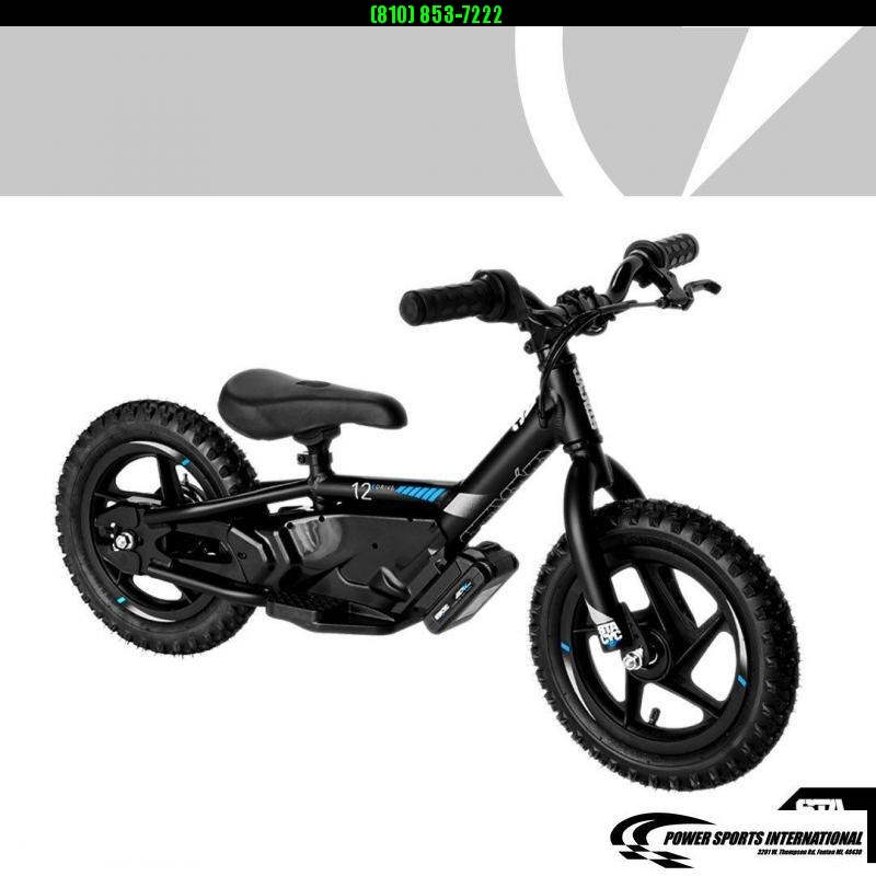"STACYC 12"" EDRIVE Electric Powered Bicycle   LIMITED SUPPLY!!!!!!!!!"