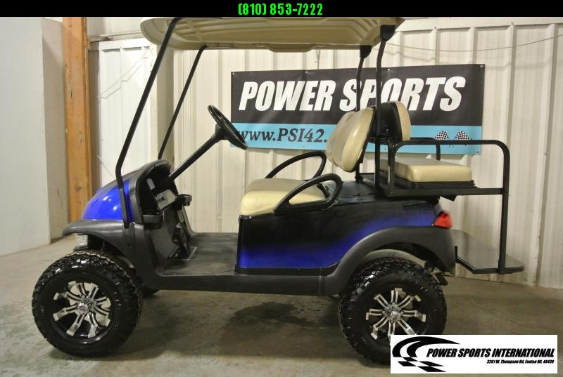 2013 Club Car Precedent 48V Electric Golf Cart CUSTOM EDITION #4509