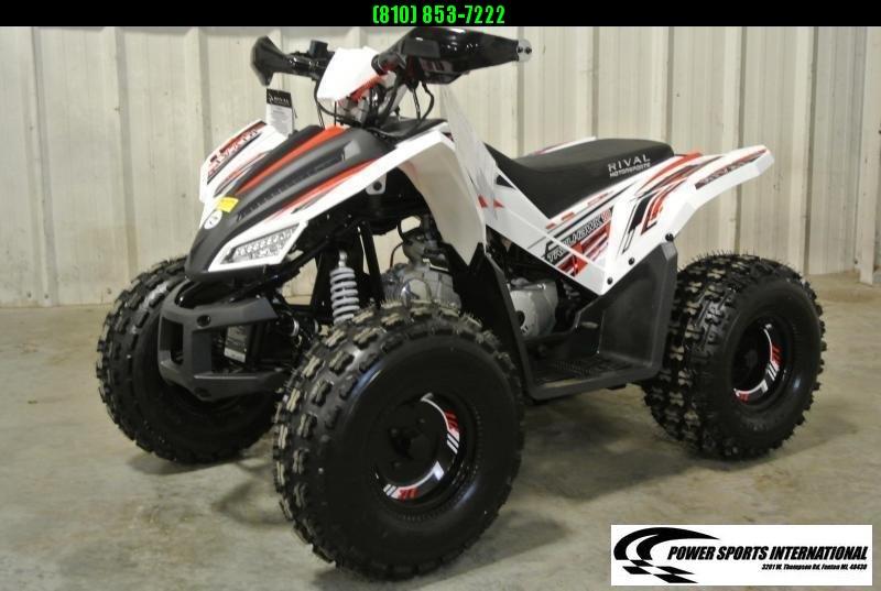 2020 TRAILHAWK 10 YOUTH ATV 4-Stroke Automatic Four Wheeler
