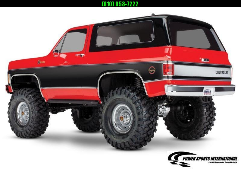 TRAXXIS RED BLAZER 1979 RED Model #82076-4 #TRX00004