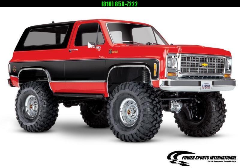 TRAXXIS RED BLAZER 1979 RED Model #82076-4 #TRX00004