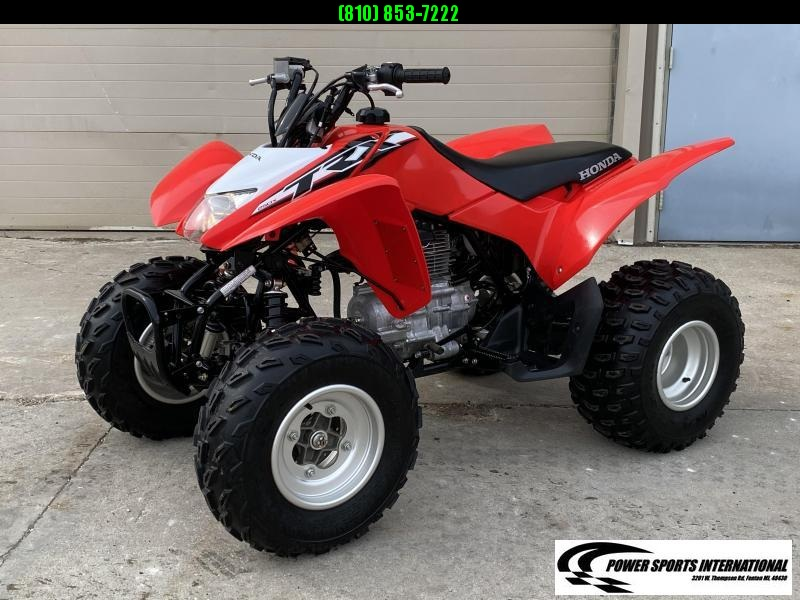 2018 HONDA TRX250X Sport Youth ATV NICE HONDA QUALITY #1901