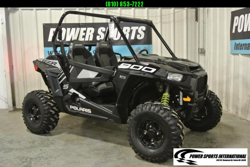 2017 POLARIS RZR S 900 (ELECTRIC POWER STEERING) Side By Side SXS #3477