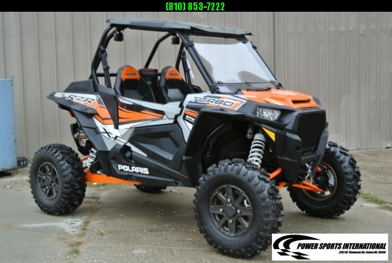 2018 POLARIS RZR XP TURBO 1000 (ELECTRIC POWER STEERING) #1269