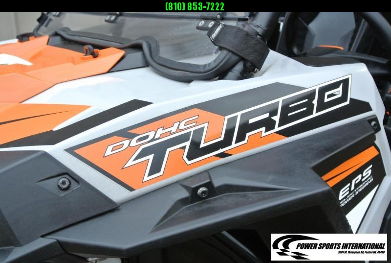 2018 POLARIS RZR XP TURBO 1000 (ELECTRIC POWER STEERING) #1269