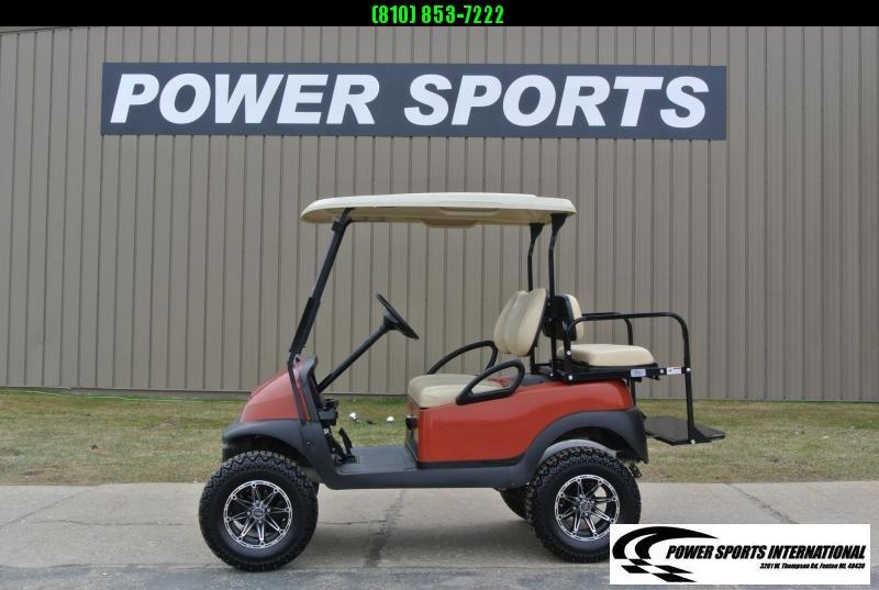 2013 Club Car Precedent 48V Electric Golf Cart CUSTOM #2444