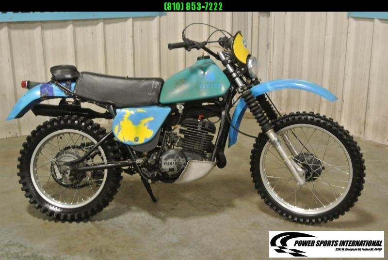 1977 YAMAHA IT400 IT 400 ENDURO 2-STROKE VINTAGE Motorcycle #1272