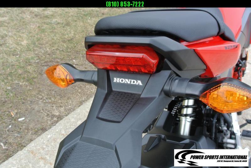 2018 Honda GROM 125 E-Start Motorcycle Tons of FUN!! Grom #0333
