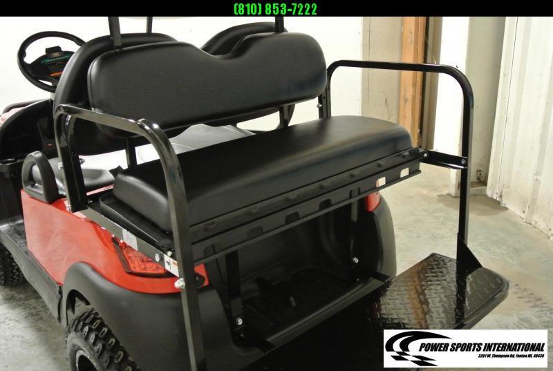 2015 CUSTOM Club Car Precedent EFI Fuel Injected GAS Golf Cart #9313