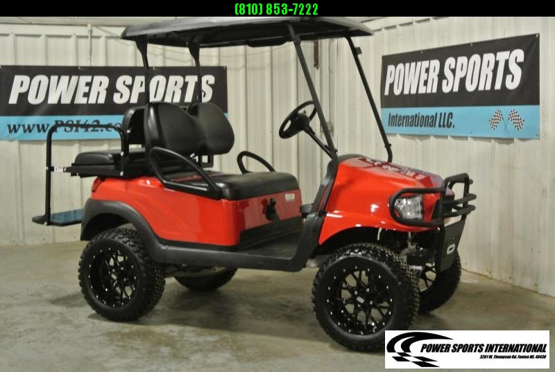2015 CUSTOM Club Car Precedent EFI Fuel Injected GAS Golf Cart #9313