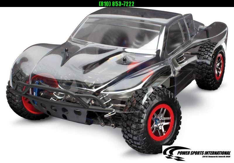 TRAXXAS Slash 4X4 Platinum Edition Model #6804R  #TRX00012