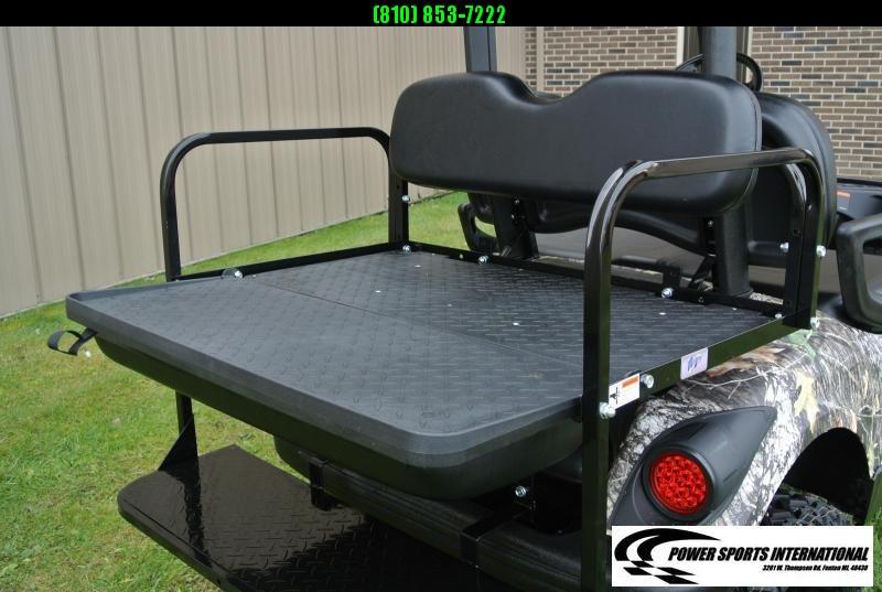 "2016 CUSTOM Camouflage Yamaha Drive GAS POWERED Golf Cart w/ 15"" Wheels #1537"
