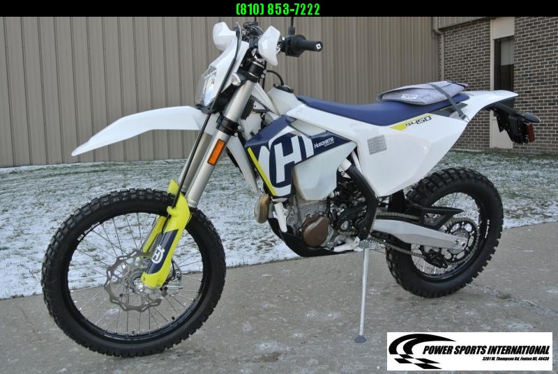 2018 HUSQVARNA FE 450 4-Stroke Motorcycle ENDURO DUAL SPORT #4573