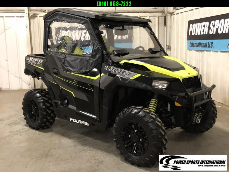 2017 POLARIS GENERAL 1000 EPS SPORT UTILITY SXS #3003