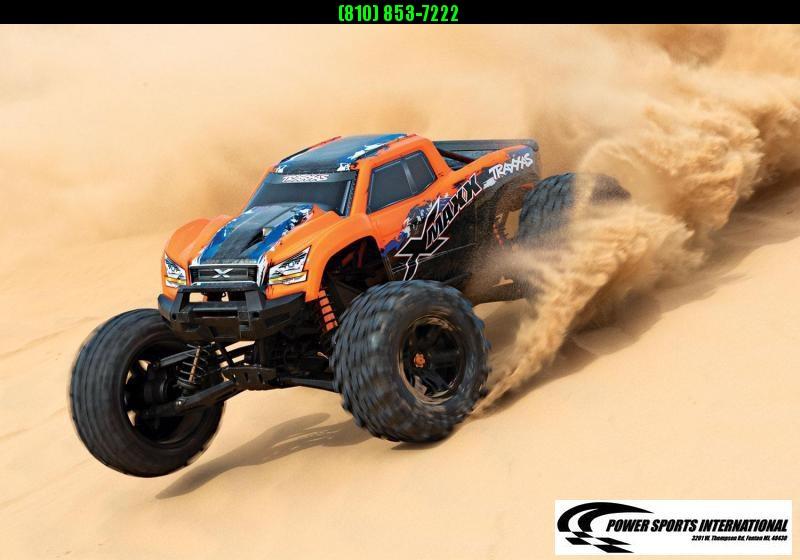 TRAXXAS TRAXXIS X-MAXX Model # 77086-4 #TRX00007