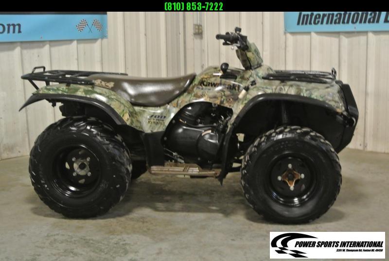 2004 Kawasaki Praire 700 4X4 Camo UTILITY ATV NICE CONDITION  #2427
