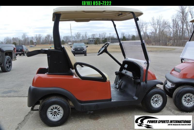 2016 Club Car Precedent 48V Electric Golf Cart #7034