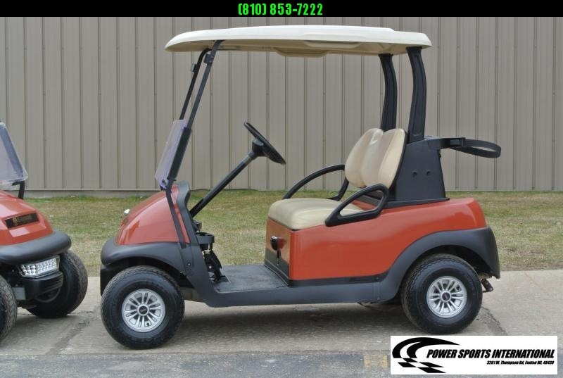 2016 Club Car Precedent 48V Electric Golf Cart #7034