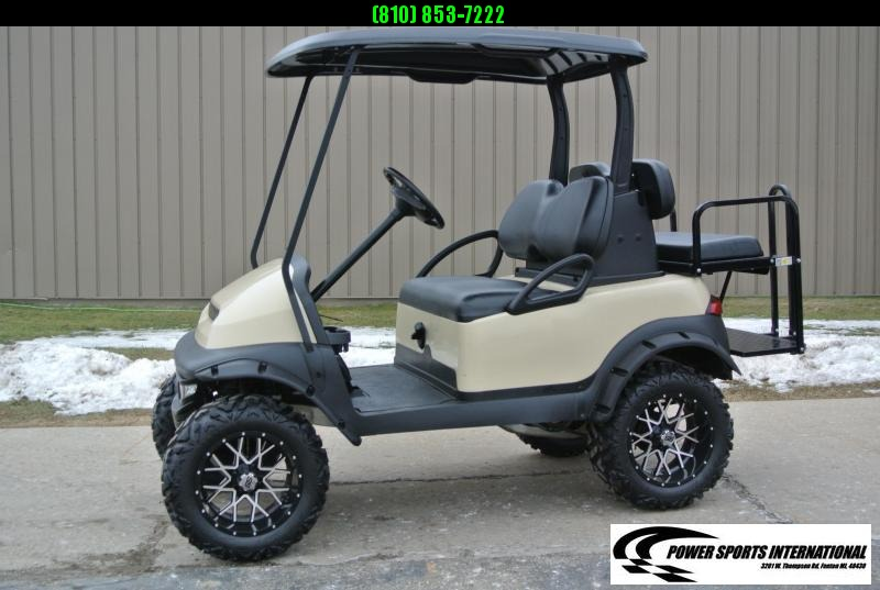 2015 Club Car Precedent EFI Fuel Injected GAS Golf Cart #9306