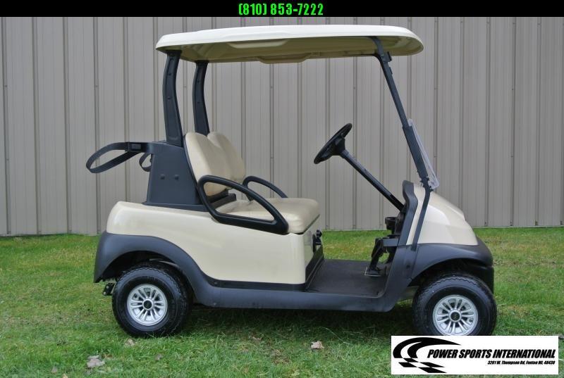 2015 Club Car Precedent EFI Fuel Injected GAS Golf Cart #9306