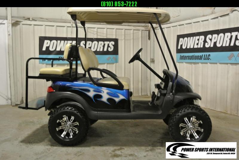 2013 Club Car Precedent 48V Electric Golf Cart #4484