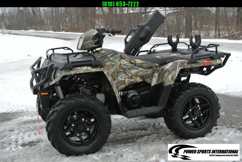 2017 POLARIS SPORTSMAN 570 SP HUNTER EDITION EFI 4X4 ATV #8762