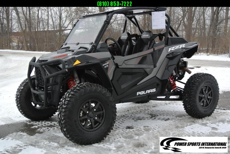 2019 POLARIS RZR XP TURBO S VELOCITY EDITION (ELECTRIC POWER STEERING) #6014