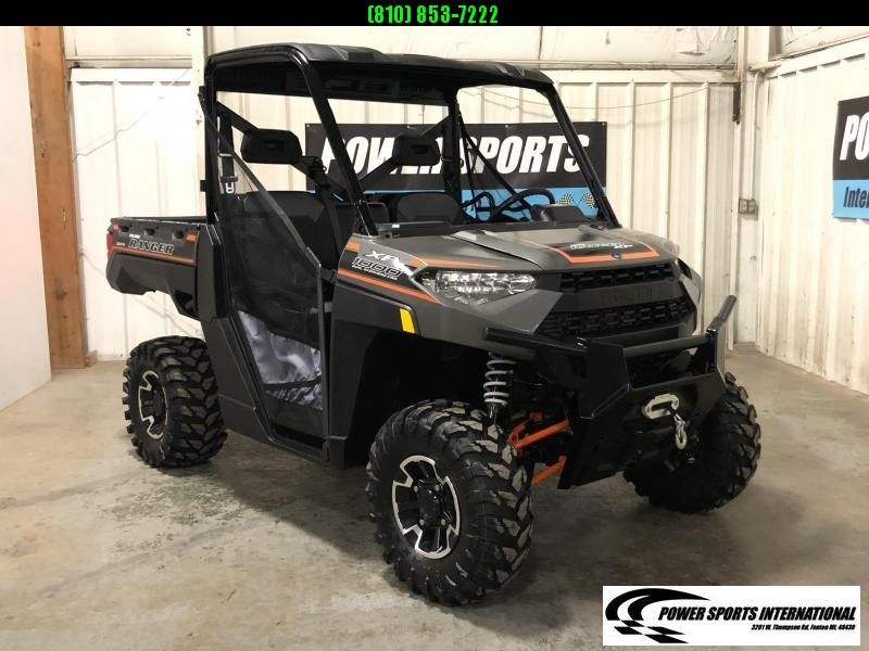 2018 POLARIS RANGER XP 1000 EPS FULL-SIZE UTV SIDE BY SIDE #9405