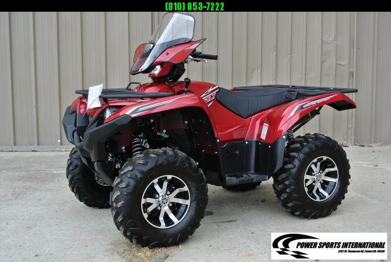 2016 YAMAHA YFM70GPLGR GRIZZLY EPS 4WD LIMITED EDITION #1116