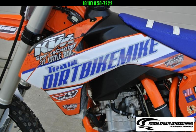 2015 KTM 250 SX-F 250cc Four Stroke Motorcycle MX #3325