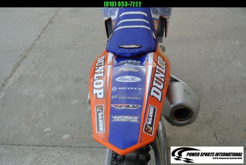 2015 KTM 250 SX-F 250cc Four Stroke Motorcycle MX #3325