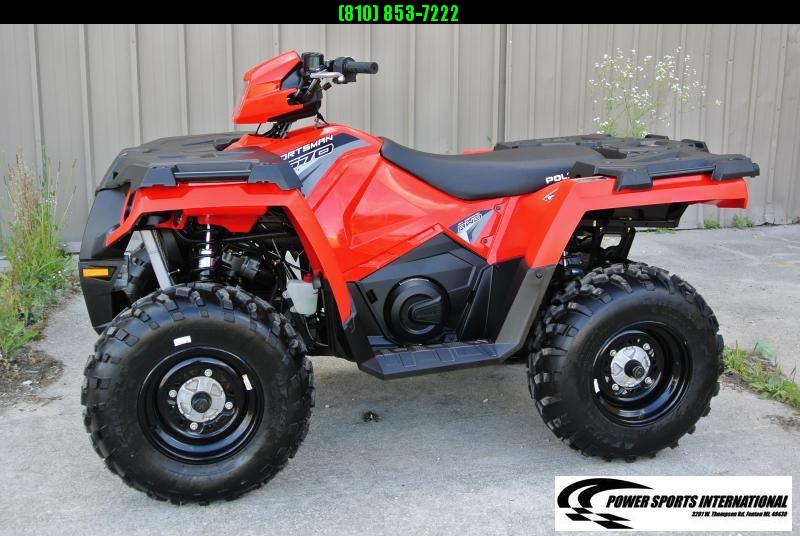 2018 POLARIS SPORTSMAN 570 EPS EFI 4X4 ATV #1393