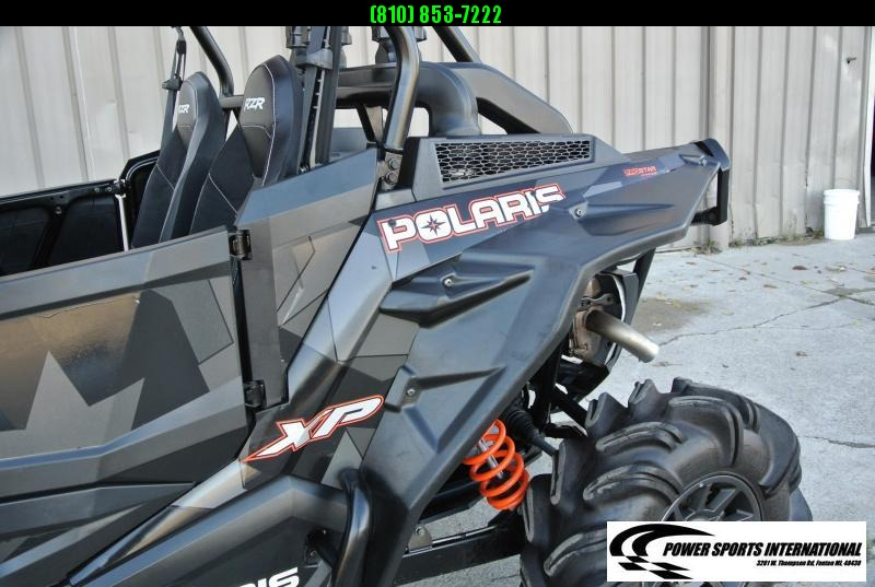2018 POLARIS RZR XP 4 SEATER 1000 HIGH LIFTER (ELECTRIC POWER STEERING) #4600