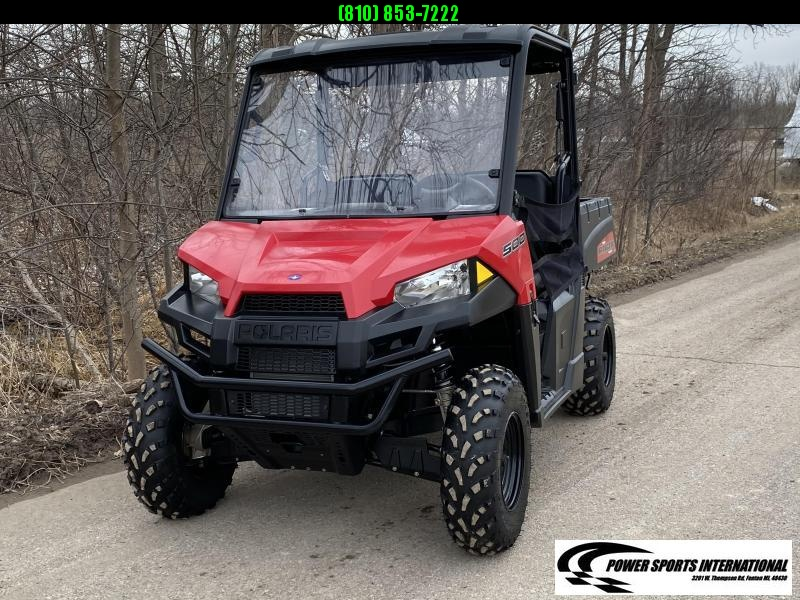 2017 POLARIS RANGER 500 RED Metallic Edition #1321