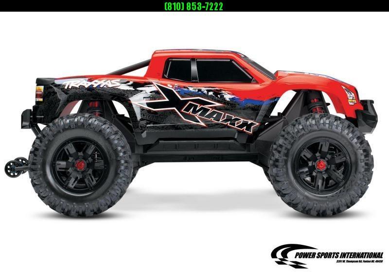 TRAXXAS TRAXXIS  X-MAXX Model # 77086-4 #TRX00010
