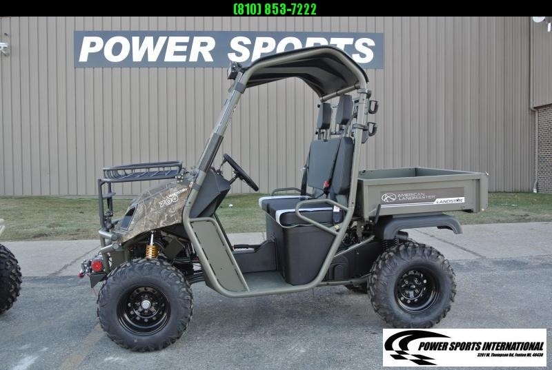 2020 American Land Master LS700 EFI UNTAMED Special Edition Utility Side-by-Side (UTV) #0131