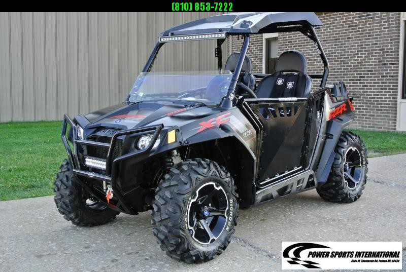 2014 POLARIS RANGER RZR XC 800 cc Sport Side-by-Side #3547