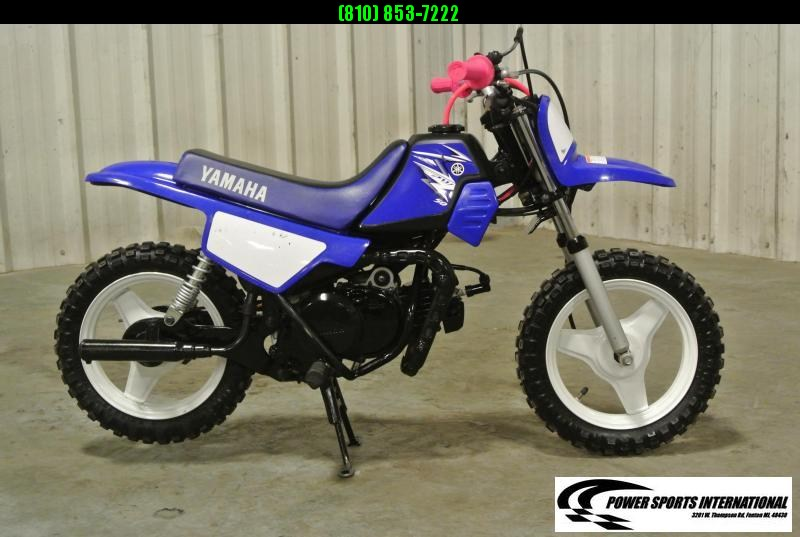 2009 Yamaha PW50 Youth Motorcycle MX Motocross PW 50 Team Edition #2982