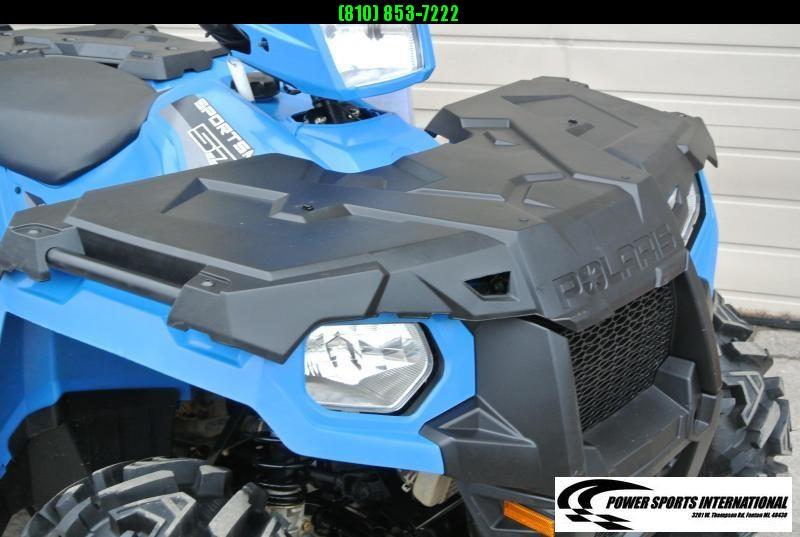 2019 POLARIS SPORTSMAN 570 EPS EFI 4X4 ATV W/ WHEELS #6399
