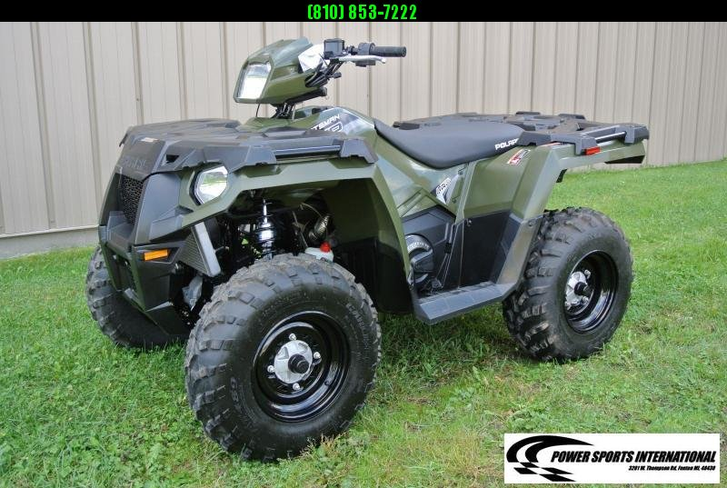 2019 Polaris Sportsman 570 EPS UTILITY 4X4 ATV #6236