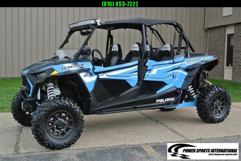 2019 POLRAIS RZR XP 1000 (ELECTRIC POWER STEERING) 4-SEATER #9243