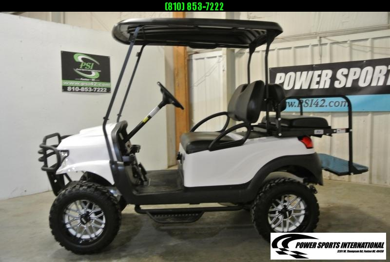 2016 CUSTOM Club Car Precedent GAS POWERED Golf Cart #9044