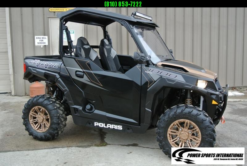 2019 POLARIS GENERAL 1000 EPS RIDE COMMAND EDITION SPORT UTILITY SXS #7514
