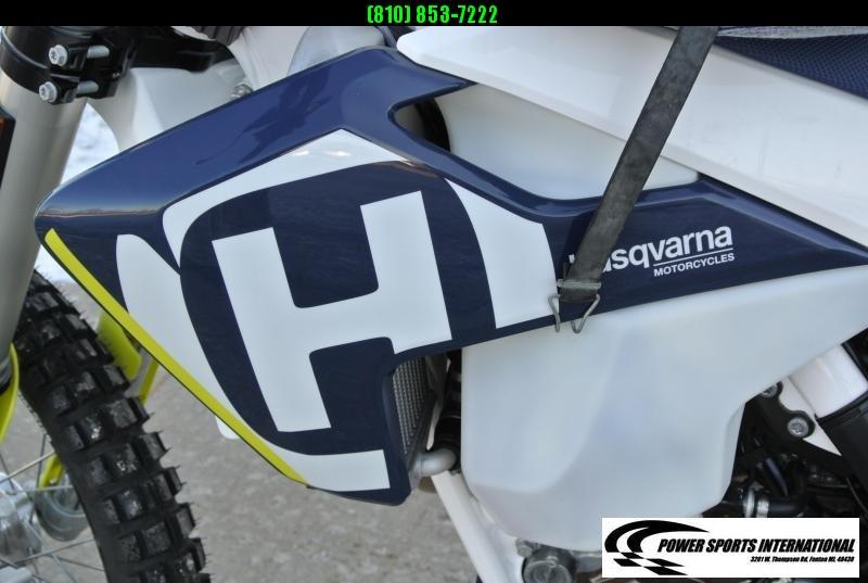 2018 HUSQVARNA FE 350 4-Stroke Motorcycle ENDURO DUAL SPORT #8377