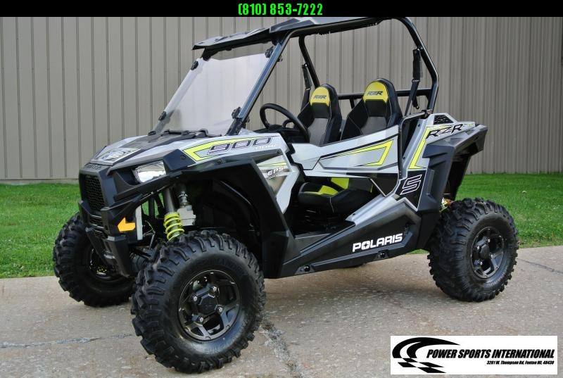 2018 POLARIS RZR S 900 EPS Sport Side-by-Side #4978